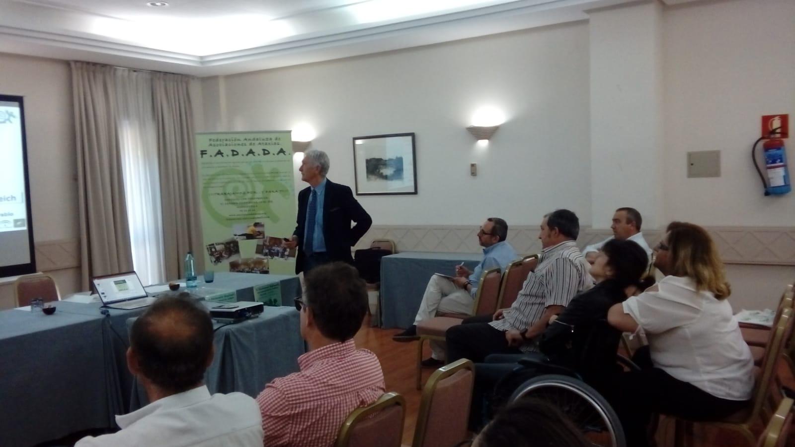II Encuentro Ataxia Sevilla - 11 de mayo de 2019